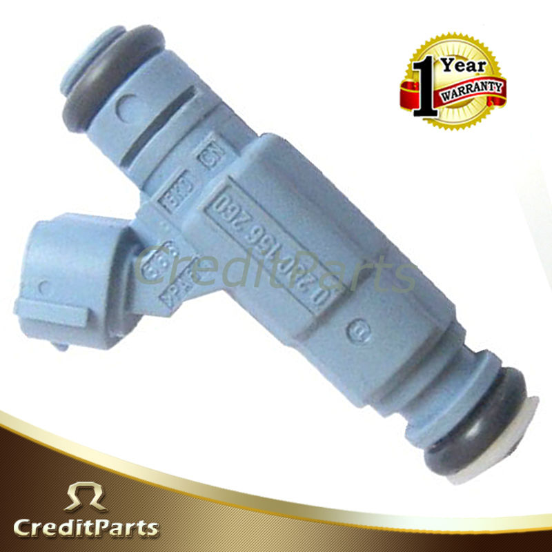 fuel injector manufactory 0280156260 Bosch Bico Inyector For Passat/ Santana3000