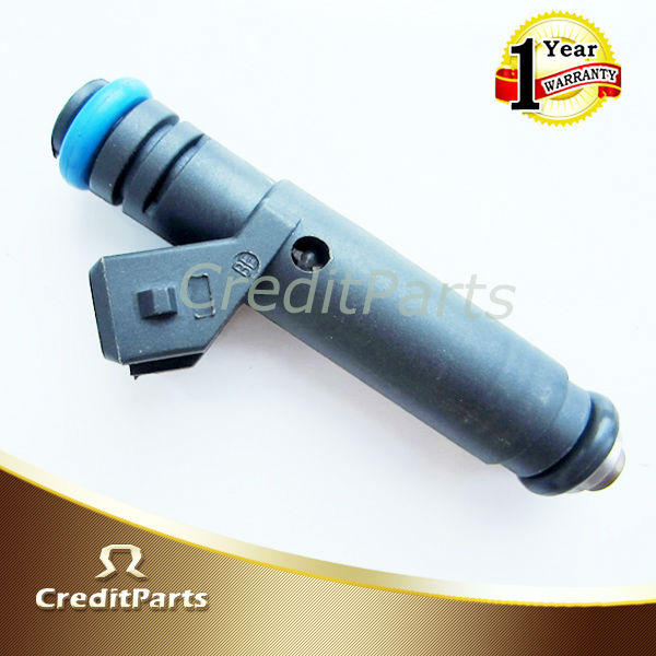 fuel injector wholesale 8200128961 for renault clio II 1.2-kangoo 2 holes