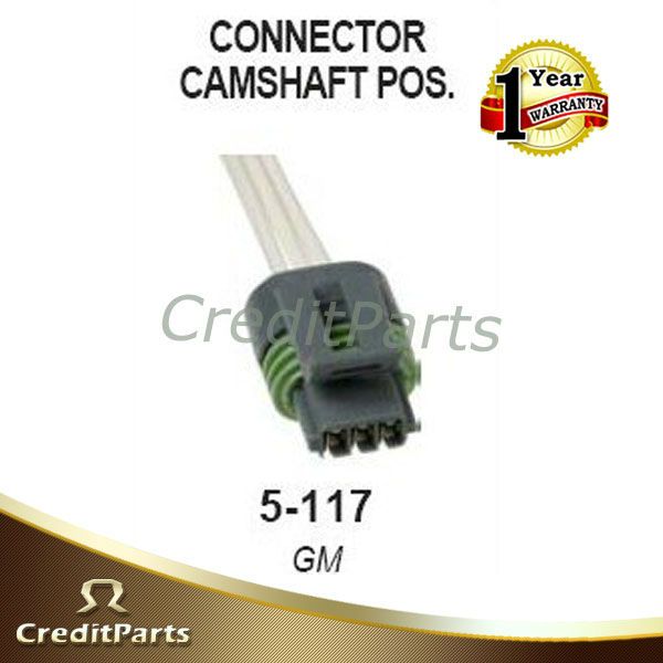 Fuel Injector Connector CAMSHAFT POS 5-117