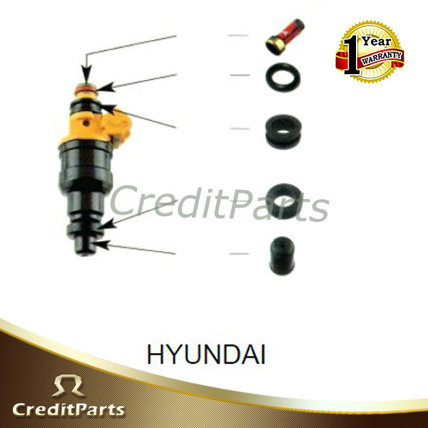 Fuel injector kits CF-022 for Hyundai OE NO. :