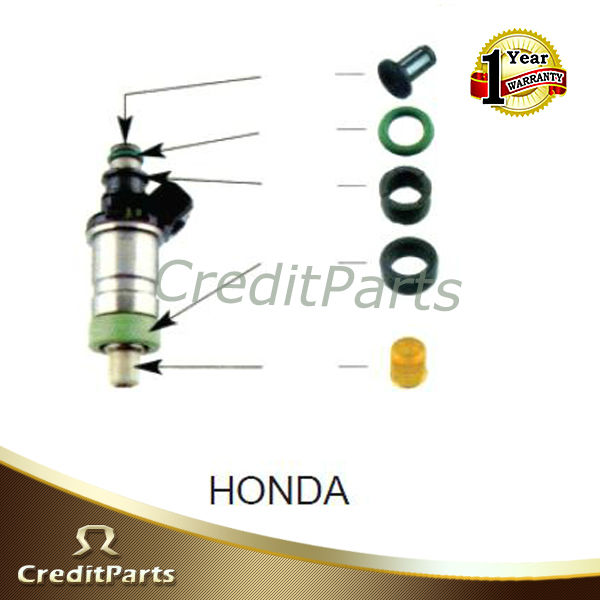 fuel injector service kits manufacturer fuel injector kits for sale CF-023 for Honda