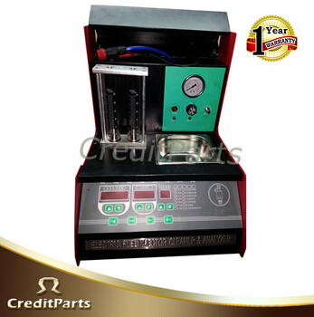 Motorcycle Fuel Injector cleaner machine FIT-107T OE NO. :